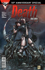 Grimm Fairy Tales Year 10 Death One Shot 1 Cover A