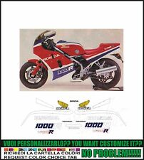 kit adesivi stickers compatibili vf 1000 r 1984