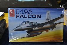 AMT 820/12 F-16A Fighting Falcon 1:48 Model Kit - NEW