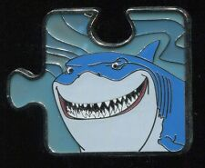 Finding Nemo Character Connection Mystery Puzzle Bruce LE Disney Pin 114527