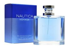 Nautica Voyage Men 3.3 3.4 oz 100 ml *Eau De Toilette* Spray Nib Sealed