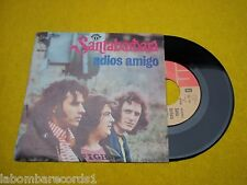 "Santabarbara adios amigo Portugal edit 1974 7"" single 45 Ç"