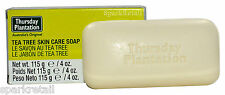 Thursday Plantation Australian TEA TREE Skin Care SOAP BAR 115g