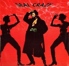 "SEAL crazy ZANG 8T uk ztt records 1990 12"" PS EX/EX"