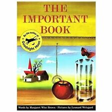 Important BookThe by Margaret Wise Brown (1990, Paperback)