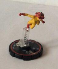 HeroClix MUTANT MAYHEM  #045 FIRESTAR Veteran MARVEL
