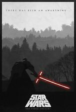 New Star Wars Episode VII Movie The Force Awakens 24x36 inch POSTER PZ45