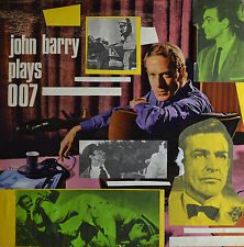 "JOHN BARRY PLAYS 007  12""  LP  (P939)"