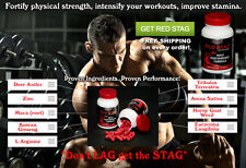 Male Enhancement Pills Be Ready Man Gain Muscle-Libido-Stamina 60 Day Supply!