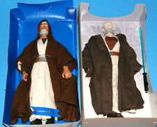 STAR WARS KENNER OBI-WAN KENOBI LOT 12 IN. COLLECTOR SERIES LOOSE COMPLETE