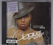 JAGUAR WRIGHT - DIVORCING NEO 2 MARRY SOUL CD ALBUM 2009