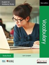 English for Academic Study: Vocabulary Study Book - 2012 Edition