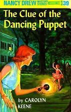 Nancy Drew 39: The Clue of the Dancing Puppet by Keene, Carolyn