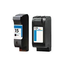 """HP 15 & 17 Druckerpatrone """"Pro-Serie"""" Deskjet 845 845C"""