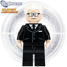 LEGO DC Super Heroes Minifigure - Alfred Pennyworth ( Classic TV Series: 76052 )