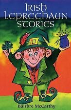 Irish Leprechaun Stories, Bairbre McCarthy, Good Book