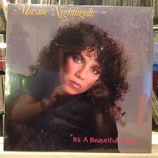 SEALED LP~MAXINE NIGHTINGALE~It's A Beautiful Thing~[Original 1982 HIGHRISE Iss]