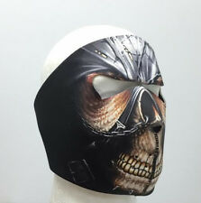 Eddie Head Iron Maiden Neoprene Ski Full Motorcycle Biker Face Mask Reversible