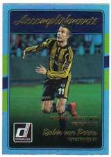 2016 Donruss Soccer Accomplishments Holographic #12 Robin van Persie Fenerbahce