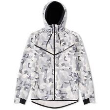Nike tech fleece camo Coursevent noir et blanc-taille m (835866-100) brandnew