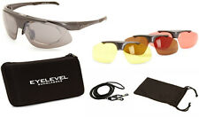 Prescripción Eyelevel Interactivo Clay Caza Airsoft Pesca Gafas UV400
