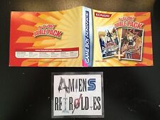 Notice/Mode d'emploi/Manuel Yu-Gi-Oh Double Pack Nintendo Gameboy advance FRA