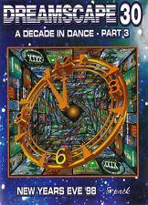 DREAMSCAPE 30 - A DECADE IN DANCE PART 3 NEW YEARS EVE 1998 (CD COLLECTION)