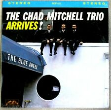 The Chad Mitchell Trio Arrives 1964 Colpix Recs SCP411 FOLK Sealed LP No Cutouts
