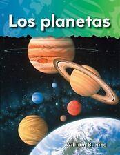 Los planetas (Planets) (Vecinos En El Espacio / Neighbors in Space) (Spanish Edi