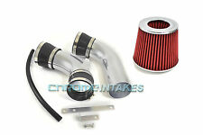 BLACK RED 93 94-97 FORD PROBE GT/MAZDA MX6/626 2.5 2.5L V6 COLD AIR INTAKE KIT