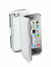 CUSTODIA COVER PER APPLE IPHONE 5C NUOVA BIANCA CELLULAR LINE CELLULARLINE