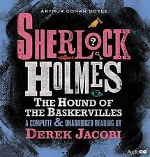 The Hound of the Baskervilles An Unabridged Reading by Sir Derek Jacobi Sherl