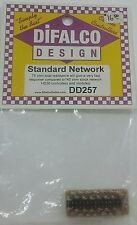 1/24 Scale Slot Car DiFalco Design DD257 Standard Network 78 ohm Resistance