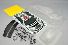 RC 1/10 AUDI R8  PC Transparent 190-199mm RC Car Body WB255