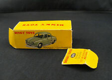 Boite seule Dinky Toys F n° 24E renault Dauphine Box only