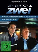 5 DVDs * EIN FALL FÜR ZWEI - COLLECTOR'S BOX 11 # NEU OVP !