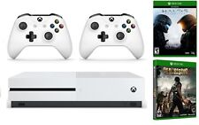 Xbox One S 1TB Console bundle - Halo 5, Dead Rising 3, Extra Wireless Contr