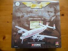 CORGI CLASSICS AVIATION ARCHIVE FRONTIER AIRLINERS LOCKHEED CONSTELLATION TWA
