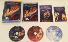 Beauty and the Beast (DVD, 2002, 2-Disc Set, Platinum Special Edition Complete