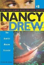 Nancy Drew (All New) Girl Detective: The Scarlet Macaw Scandal 8 by Carolyn Kee…