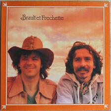 BRAULT ET FRECHETTE   33T  LP