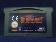 JUEGO GAME BOY ADVANCE THE INCREDIBLES RISE OF THE UNDERMINER PAL