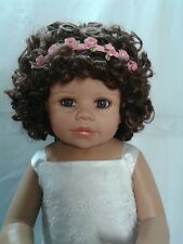 """NEW Wig By Masterpiece Doll for Lilly 16-17"""" (WIG ONLY DOLL NOT INCLUDED)"""
