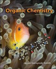 Organic Chemistry w Connect Access Card & Solution Manual Janice Gorzynski Smith