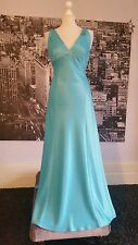Red Carpet Dress (Turquoise) Prom, Ball, Bridesmaid,Black-Tie,  Tag says £145