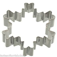 Kitchen Craft  9cm Christmas Snowflake Biscuit, Pastry, Cookie Cutter