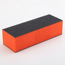 1 PCS Nail Art Acrylic Black Buffer Sanding Block Files Y065-1