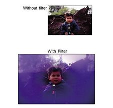 COKIN A SERIES SPOT VIOLET FILTER A064 COLOURED SPECIAL EFFECT FILTER COLORED