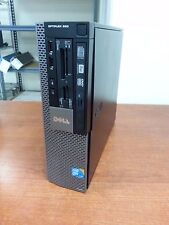 Dell Optiplex 960 SFF Intel Core 2 Quad@2.83GHz, 4GB RAM, 250GB HDD | PC326