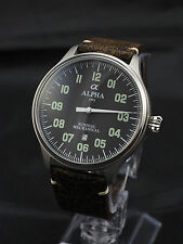 Alpha Sundial automatic men's watch
